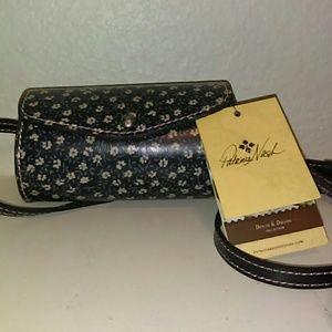 NWT Leather Mini Bag